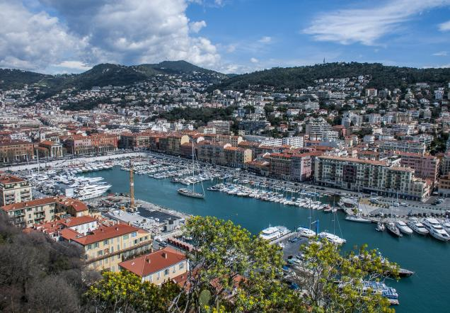 French courses in Nice