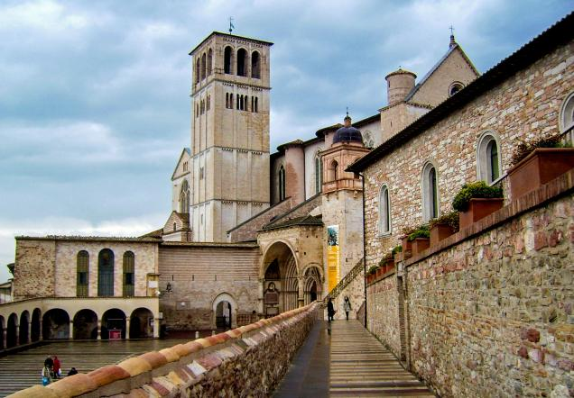 Italian courses in Assisi