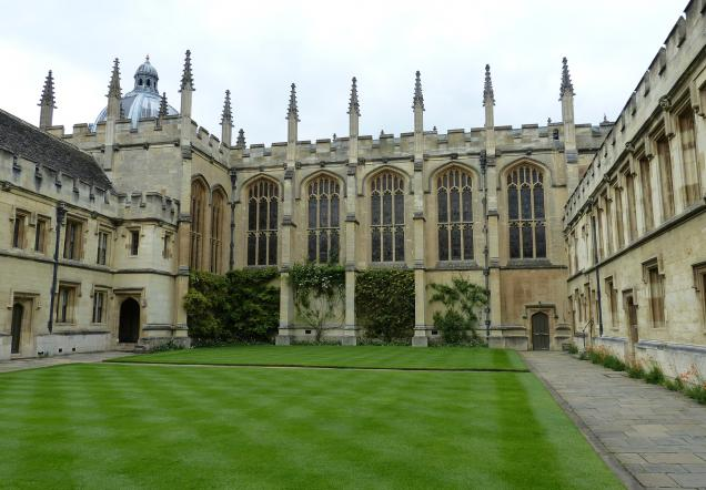 English courses in Oxford