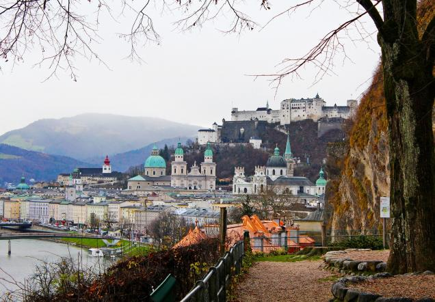 German courses in Salzburg