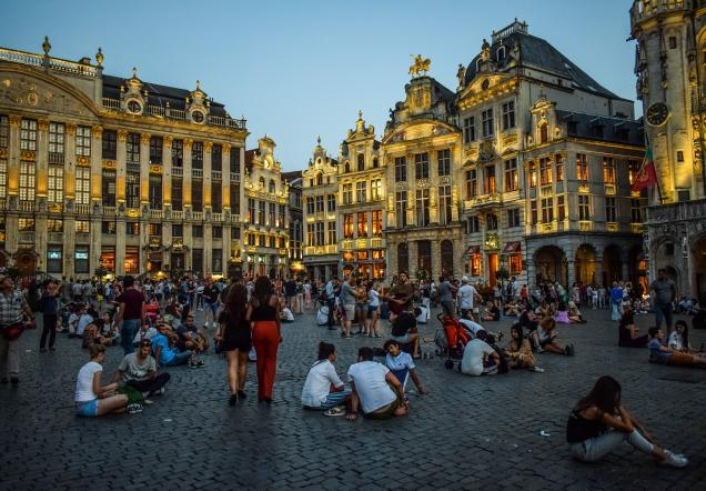 French courses in Brussels